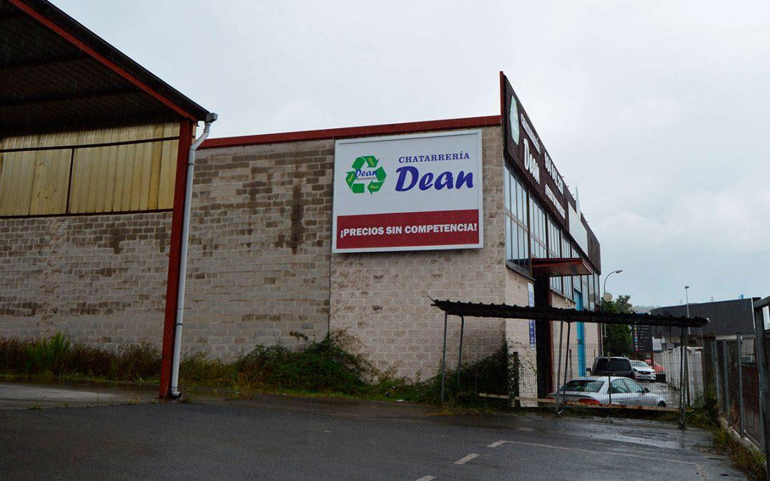 Nuevas Instalaciones de Chatarreria Dean